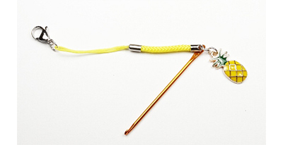 Atomic Knitting mini crochet hook